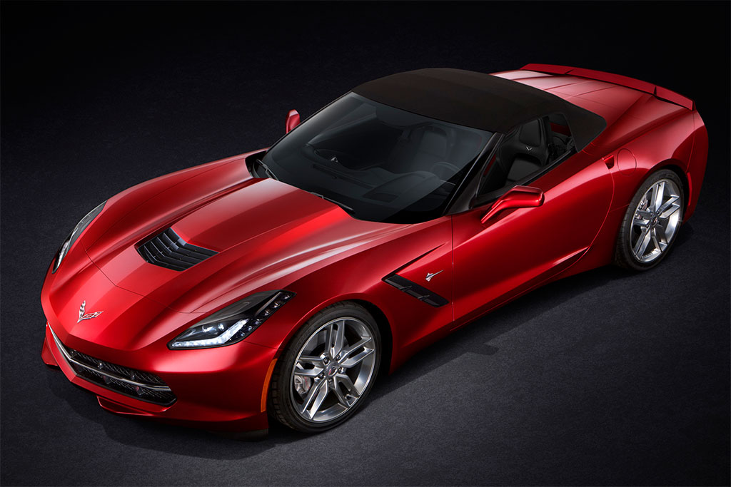 2014 Chevrolet Corvette Stingray Convertible Photo 4 13006
