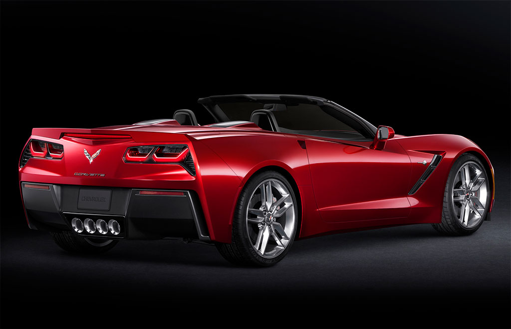 2014 chevrolet corvette stingray convertible photos image 5. Cars Review. Best American Auto & Cars Review