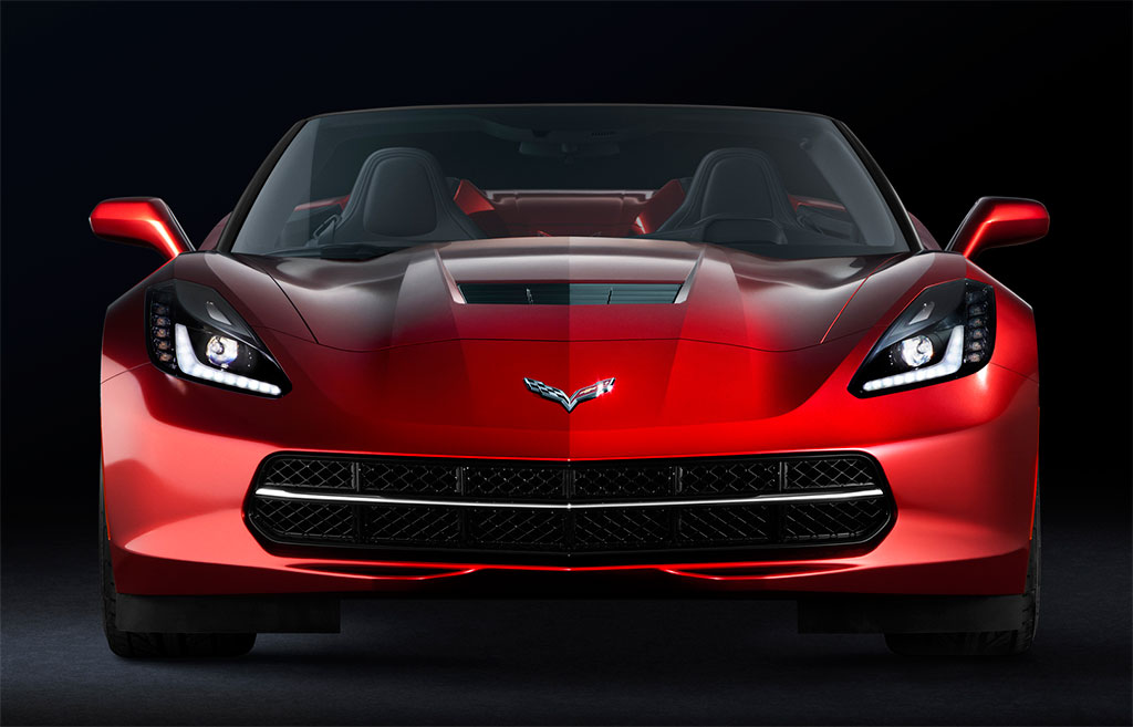 2014 chevrolet corvette stingray convertible 6 - 2014 Chevrolet Corvette Stingray Convertible