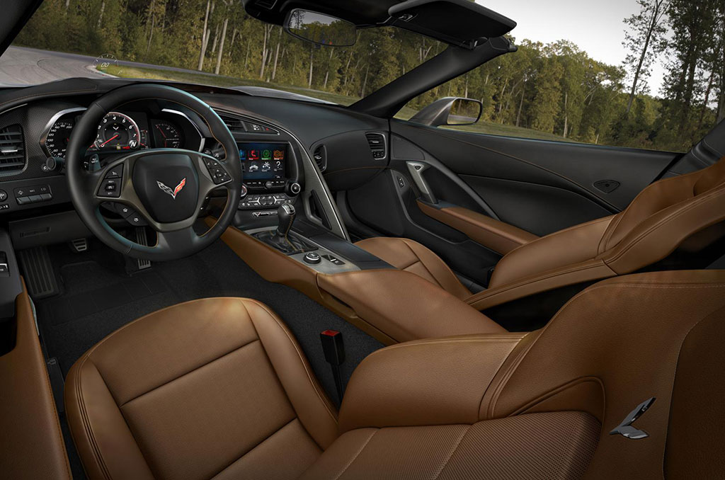 2014 Chevrolet Corvette Stingray Convertible Leaked Photos - Image 3