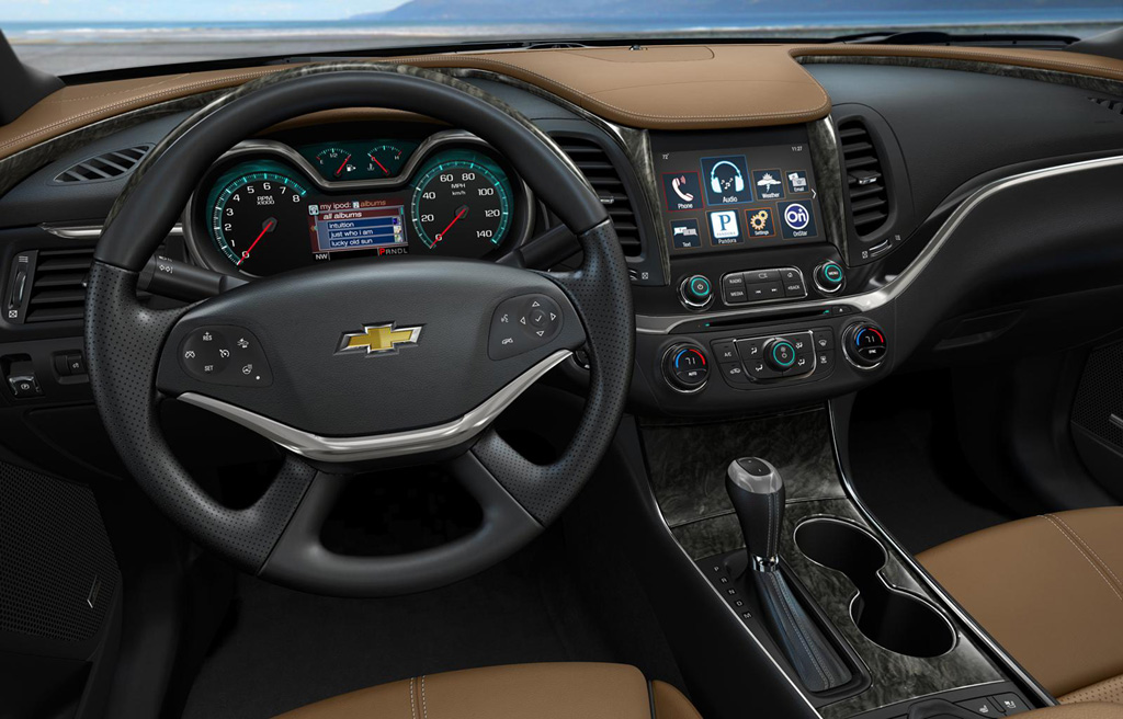 2014 Chevrolet Impala Photos - Image 3