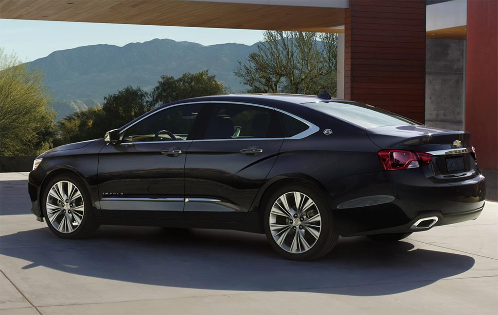 2014 Chevrolet Impala Photos - Image 6