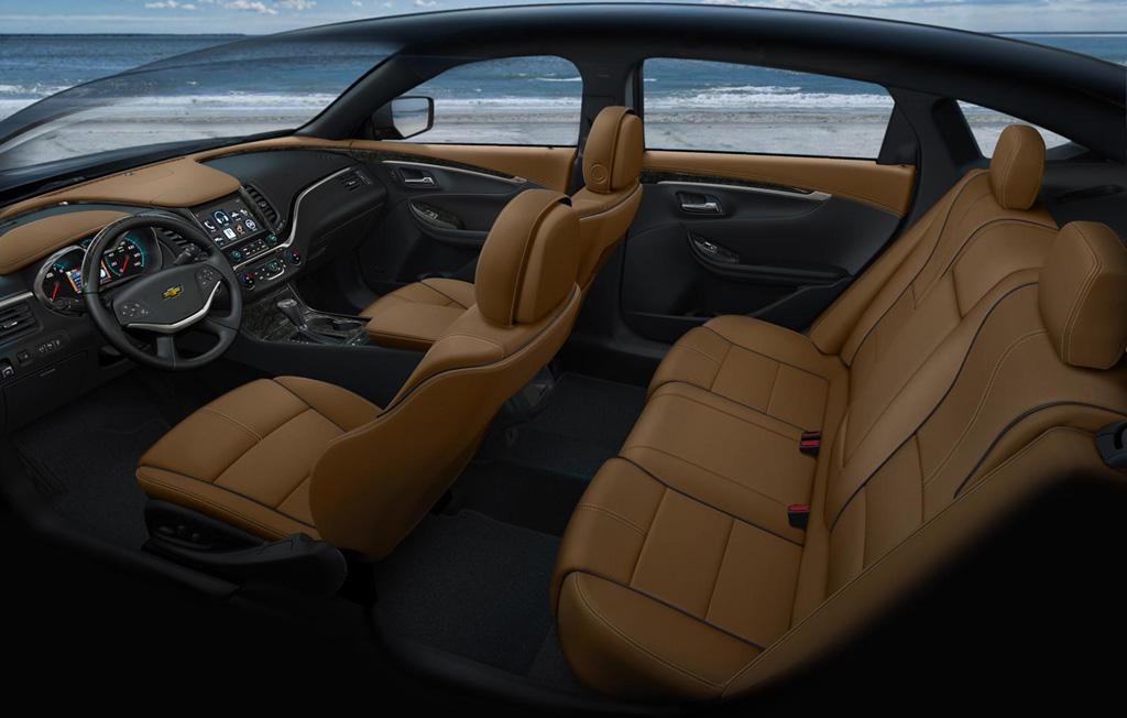 Chevrolet 2014 Chevy Impala Interior