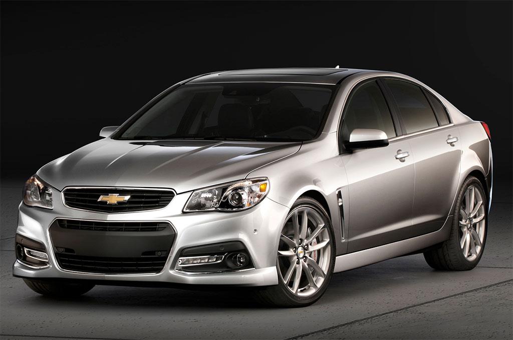 2014 Chevrolet SS 11