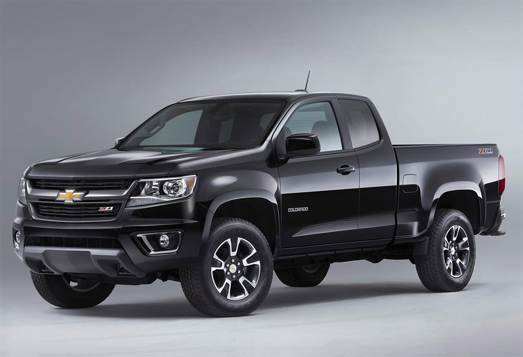 2015 Chevrolet Colorado Photos - Image 1