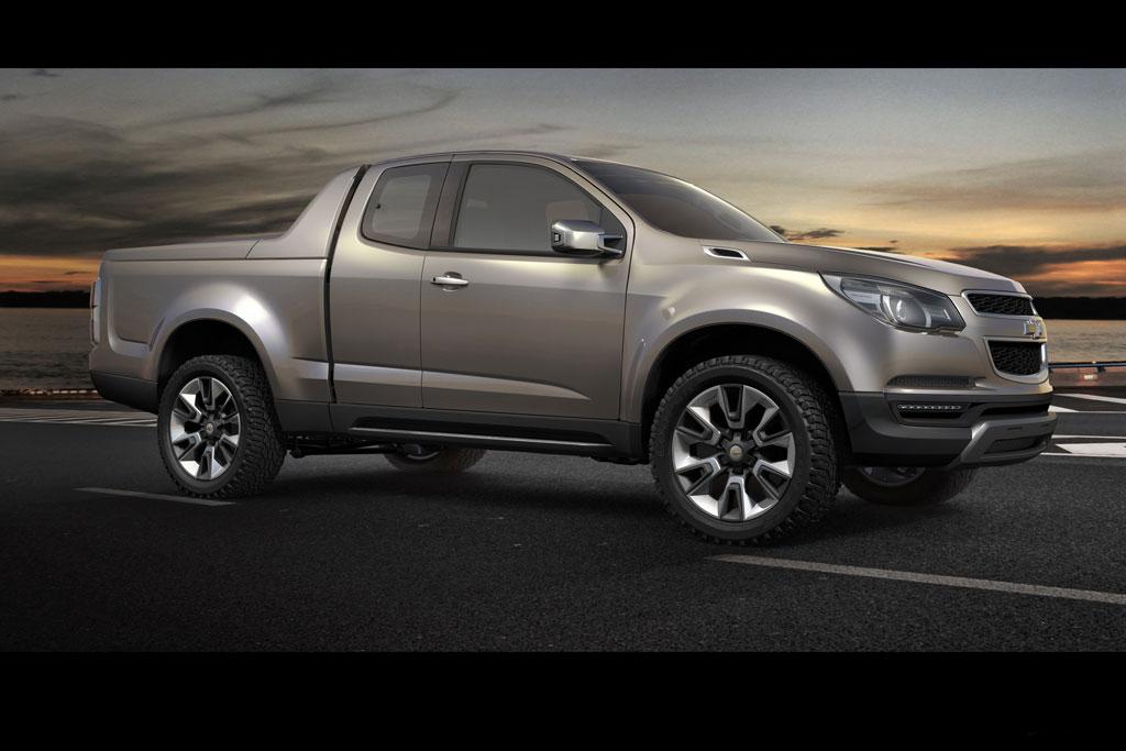 2014 Chevrolet Colorado Teased Zercustoms Car News Autos Post