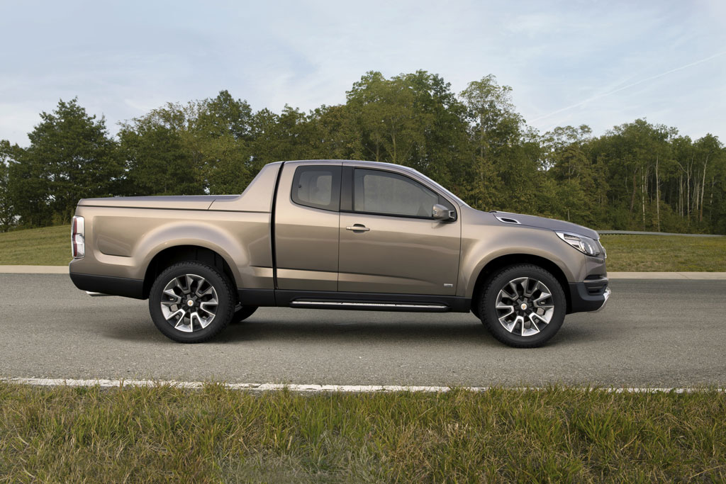 2014 Chevrolet Colorado Truck