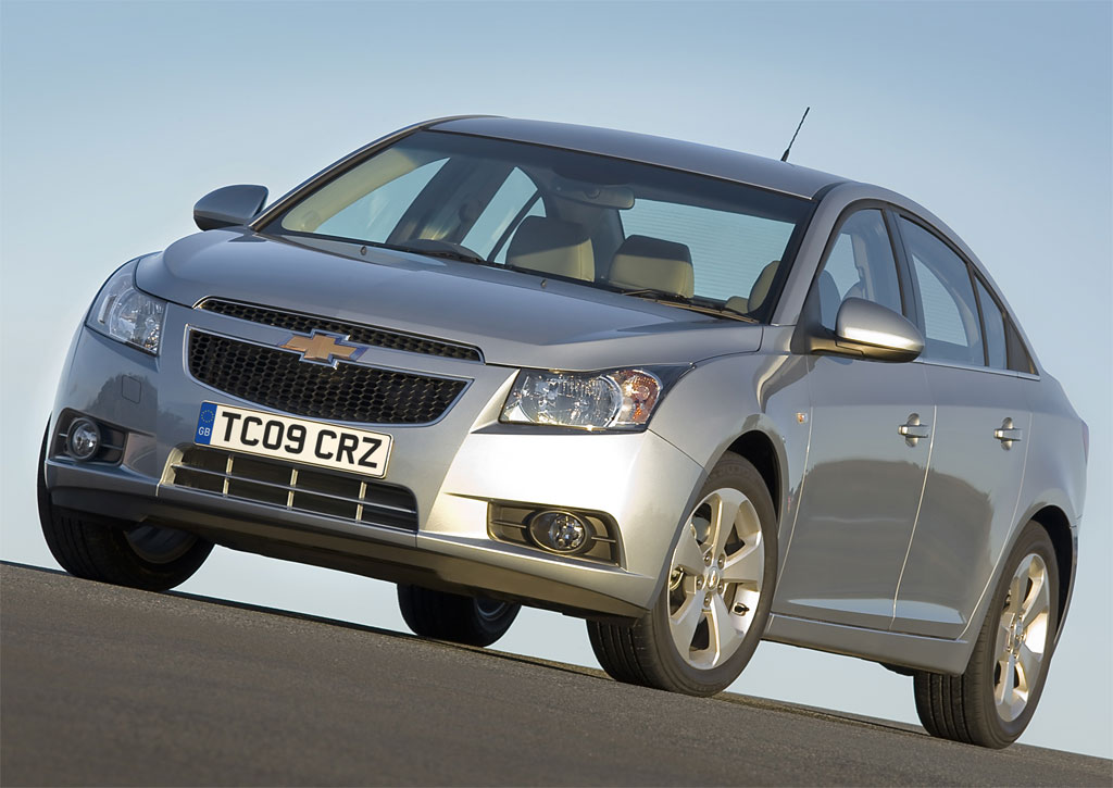 Chevrolet Cruze Us Price