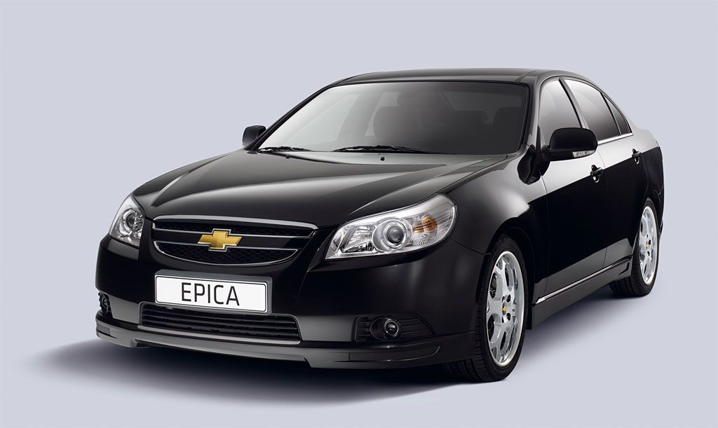 Chevrolet Epica Overview, Specs and Features picture cars review