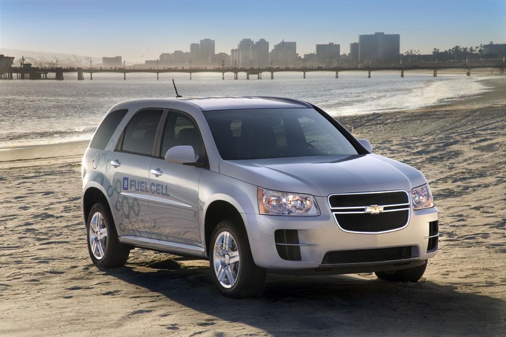 Chevrolet Equinox Fuel Cell Photo 3 1680