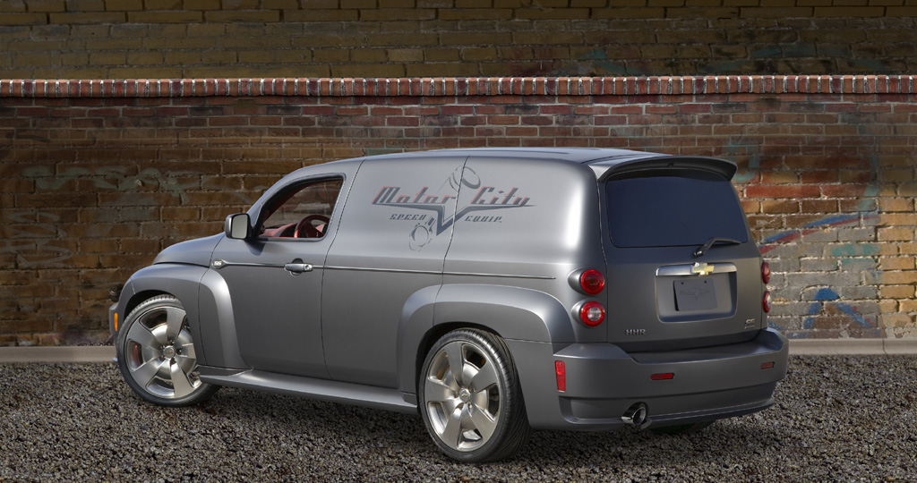chevy hhr truck ss autos post. Black Bedroom Furniture Sets. Home Design Ideas
