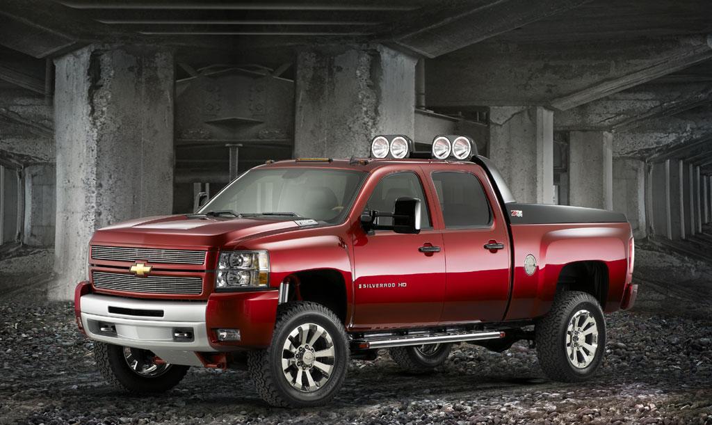Chevy Reaper Price >> Chevrolet Silverado HD Crew Z71 Big Red Photo 2 1507