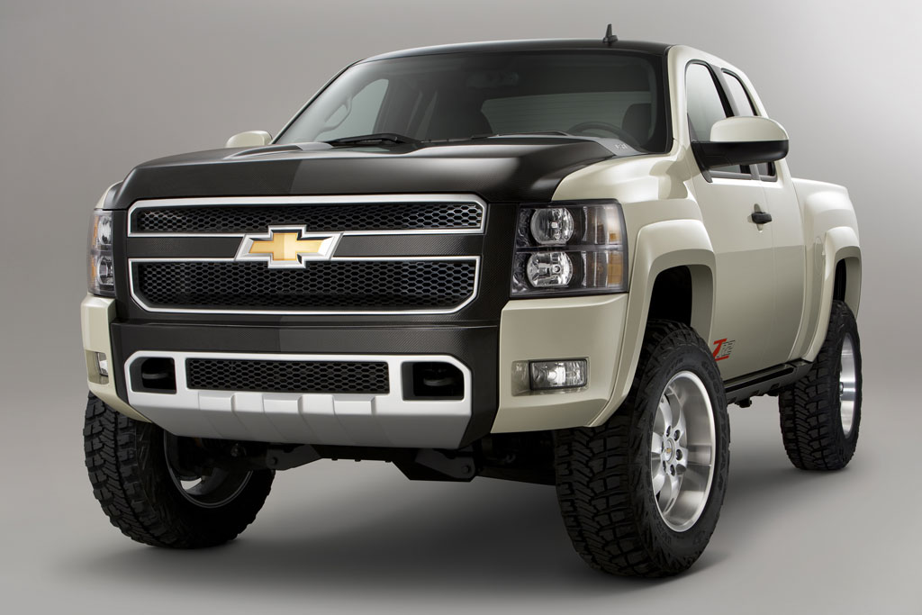 Silverado Realtree Edition >> Chevrolet Silverado ZR2 Photo 3 7036