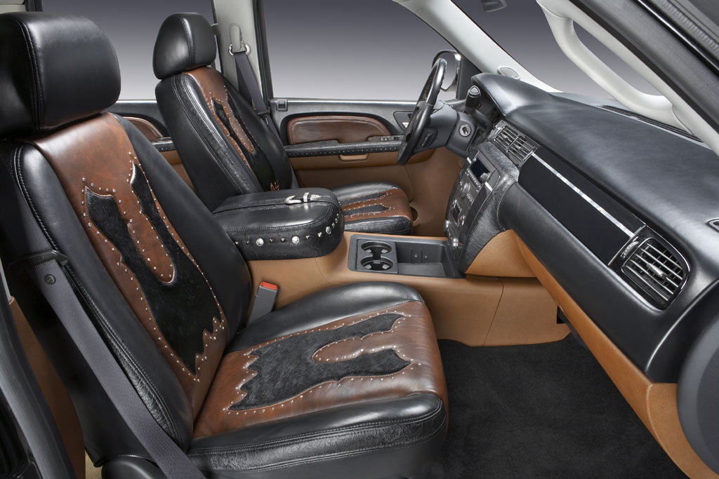Chevy silverado autos post for Chevrolet silverado high country interior