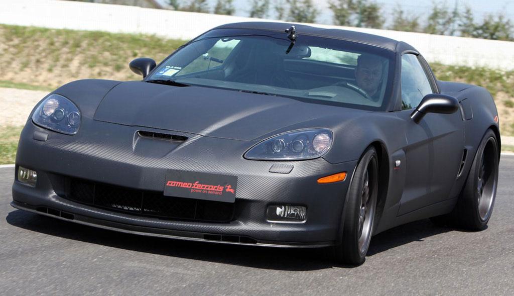 Romeo ferraris corvette z06 photo 3 9626