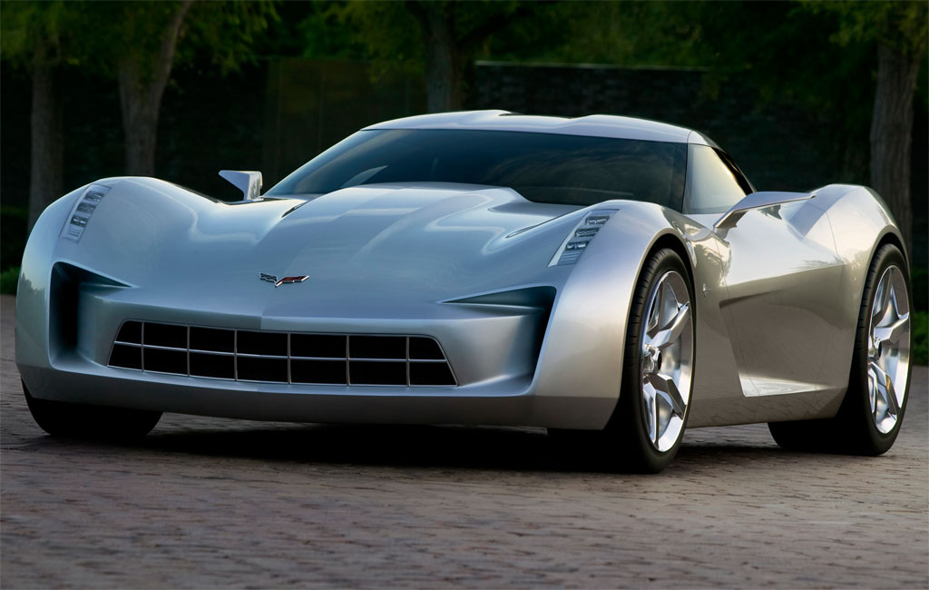 Sideswipe Corvette Photo 11 5354