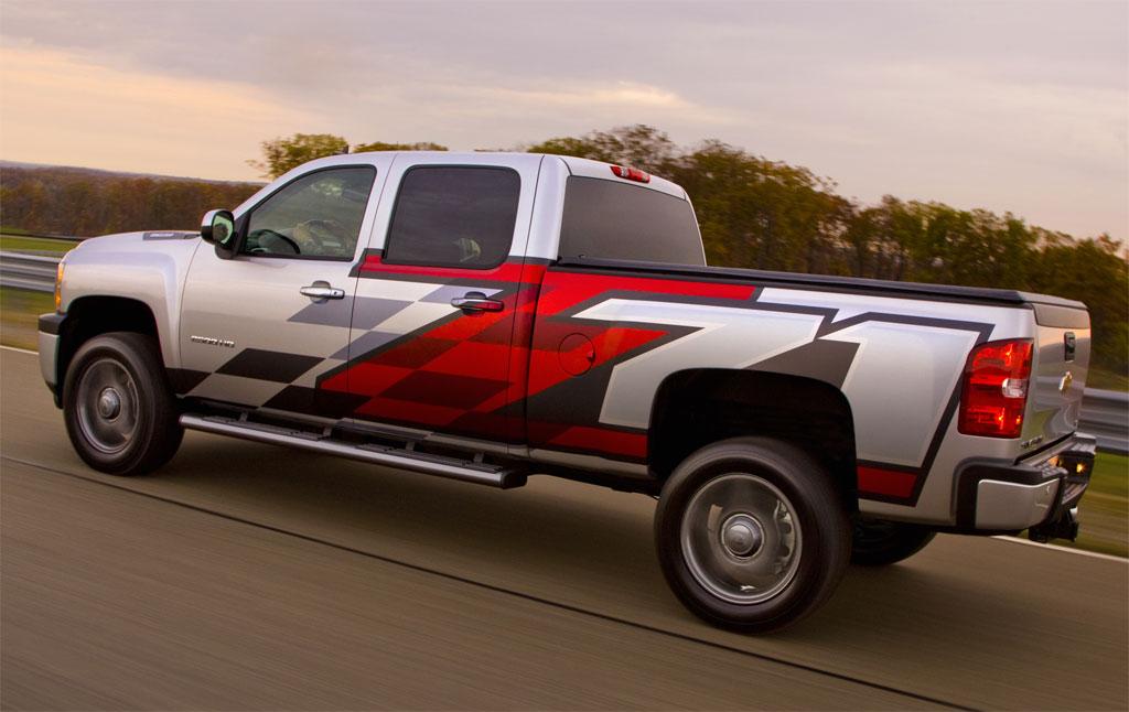 2010 Chevy Silverado 2500