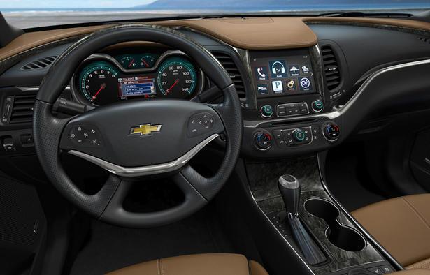 Chevrolet 2014 Chevy Impala SS