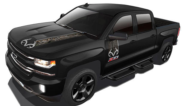 2016 chevrolet silverado realtree edition. Black Bedroom Furniture Sets. Home Design Ideas