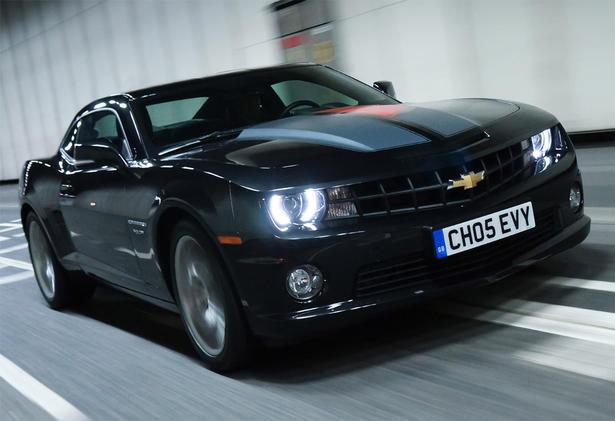 Chevrolet Camaro UK Price