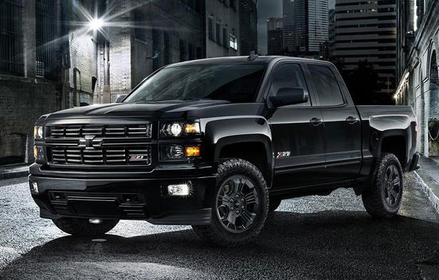 Chevrolet Silverado Midnight Price And Specs