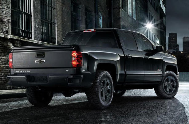 chevrolet silverado midnight price and specs. Black Bedroom Furniture Sets. Home Design Ideas