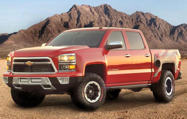 silverado reaper package Chevrolet-Silverado-