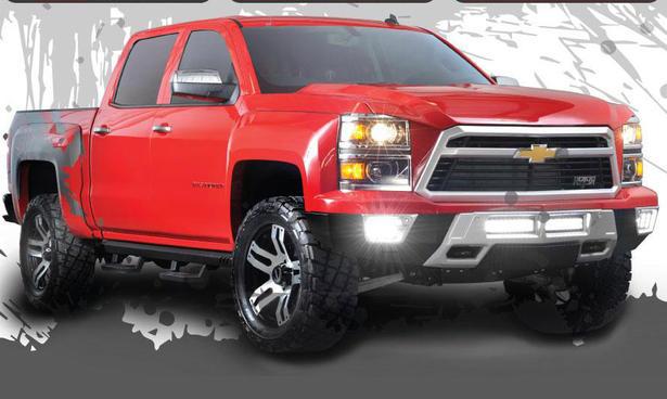 silverado reaper specs Chevrolet-Silverado-
