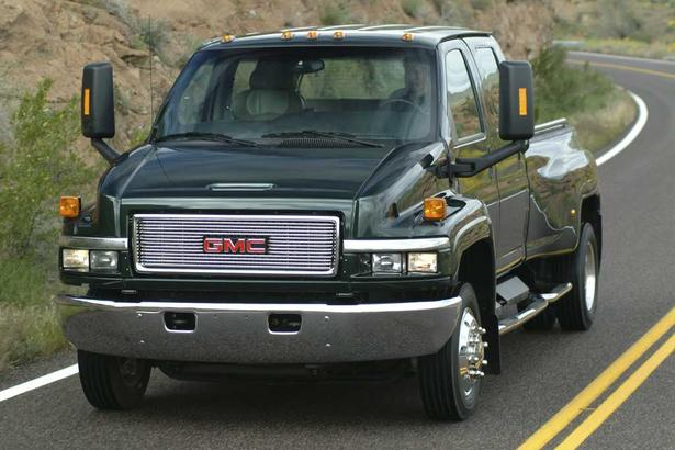 Chevrolet Kodiak And Gmc Topkick Production Stop