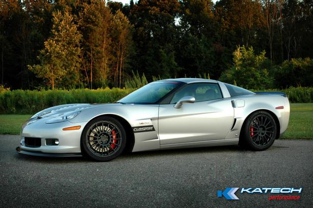 Katech Corvette Z06 ClubSport