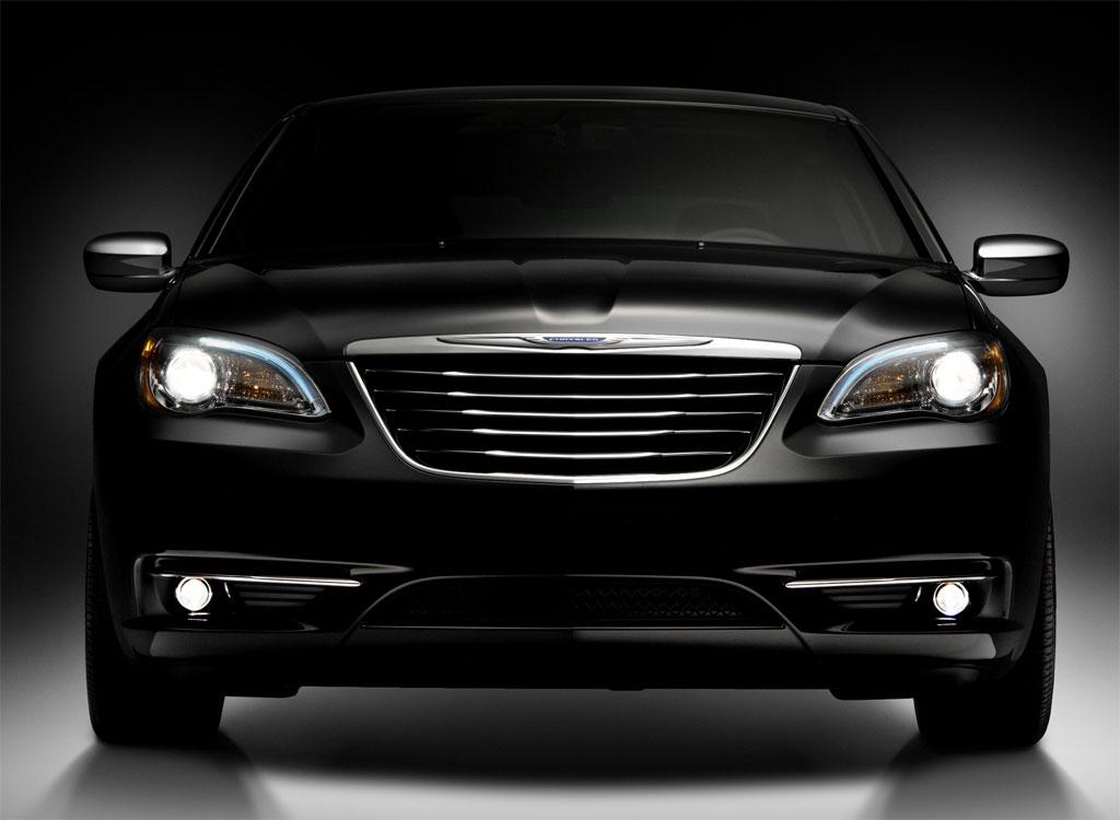Category/chrysler >> 2011 Chrysler 200 Photo 20 10483