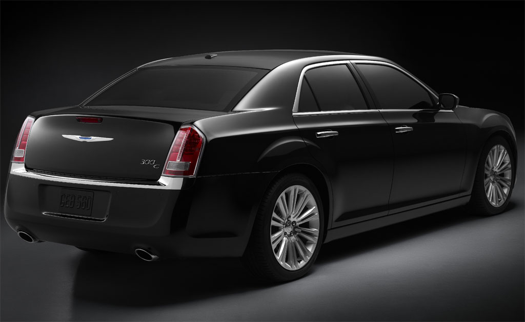 2012 Chrysler 300C SRT8 Info Photos - Image 29