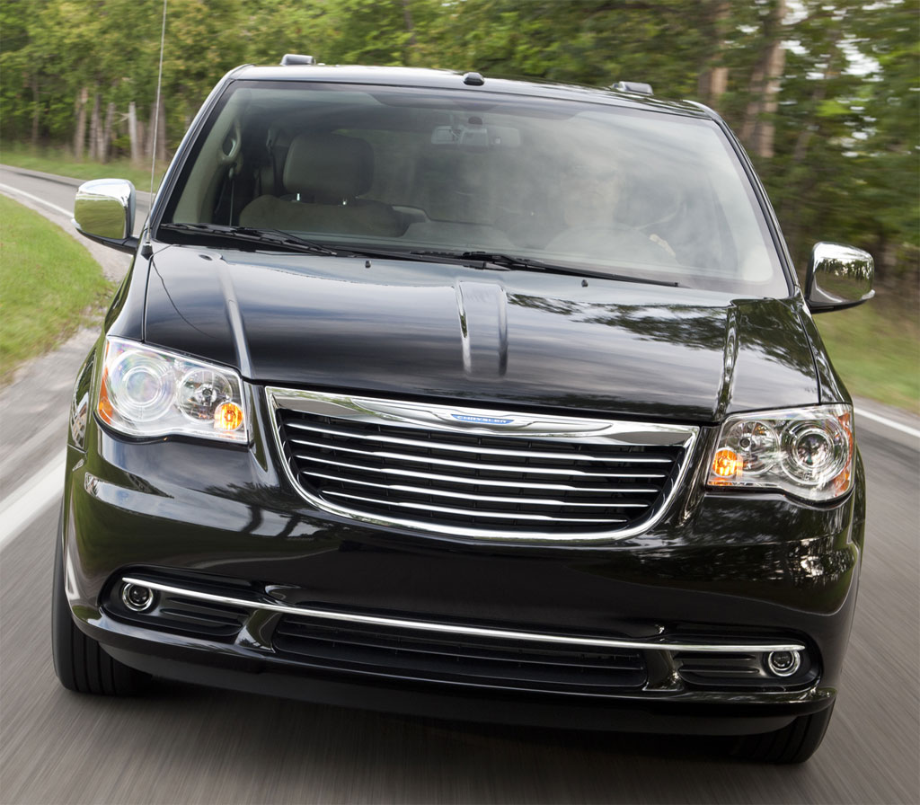 2011 Chrysler Town Country Photo 1 9930