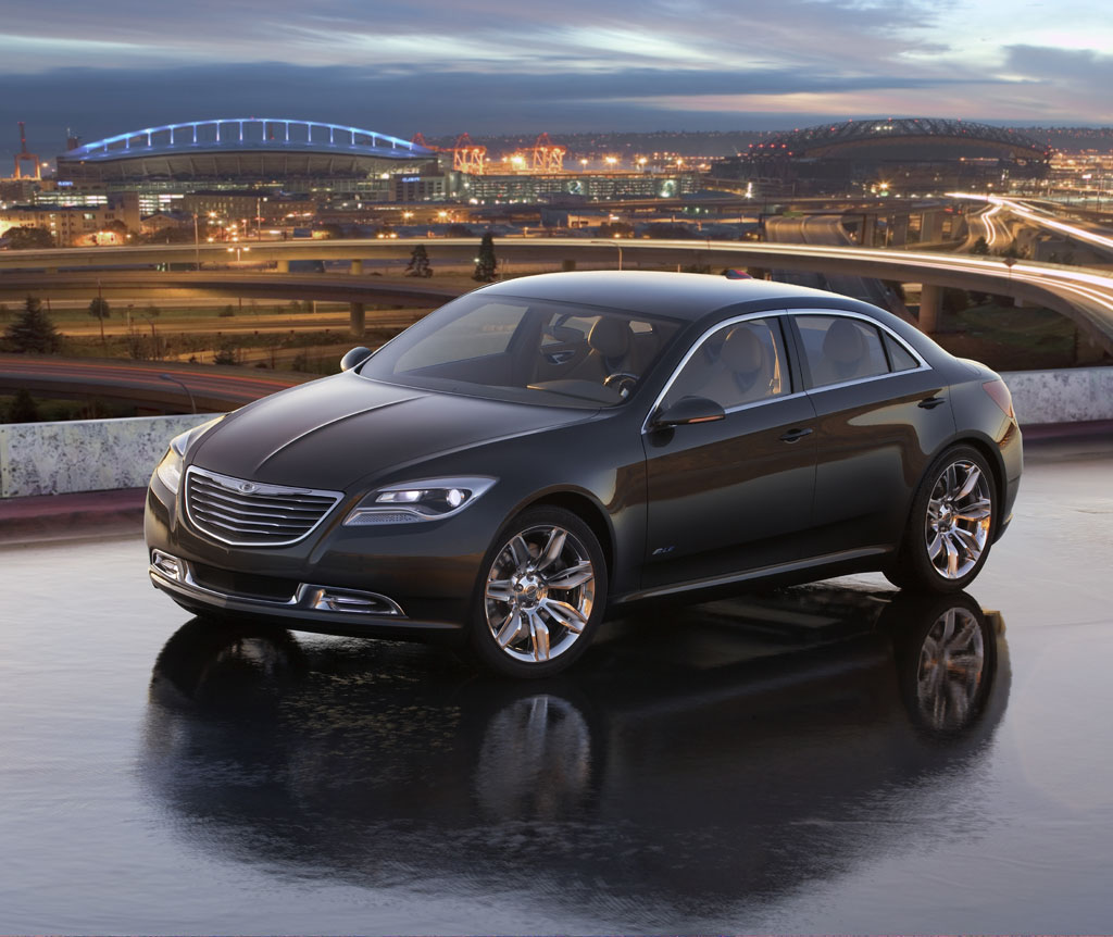 Chrysler 200C EV Photo 2 5141