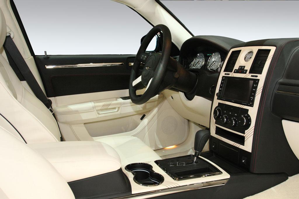 Chrysler 300c Design Study Photo 4 7678