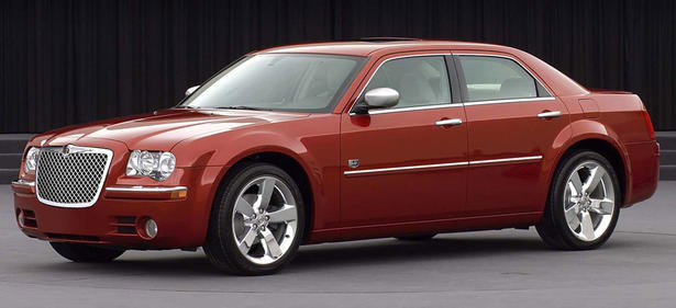 Dub Chrysler 300 And Dodge Charger