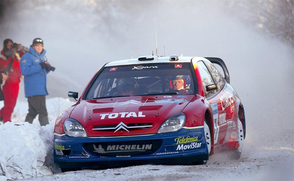 2003 Citroen Xsara WRC Photo 1 3368
