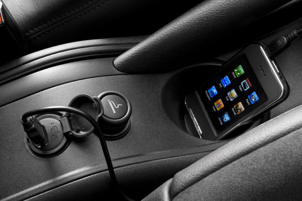 2009 citroen c4 facelift photo 4 3649 for Accessoire voiture interieur
