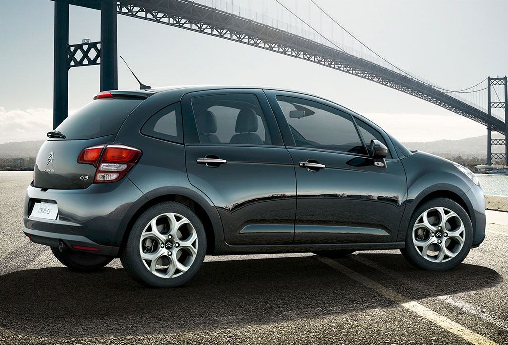 2014 Citroen C3 Facelift Photos - Image 5