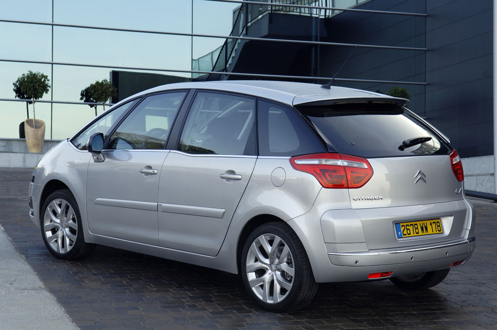 Citroen C4 Picasso Lounge Photo 1 1063