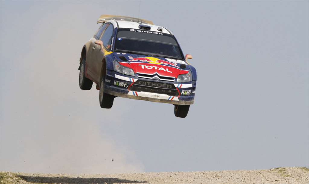Citro�n Citro�n C4 Wrc. Back to Citroen C4 WRC: Top 10