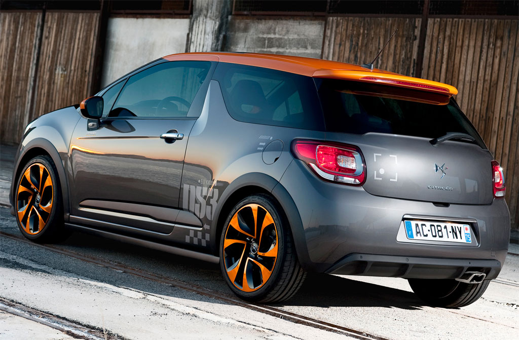 citro n unleashes 200hp limited edition ds3 racing at geneva. Black Bedroom Furniture Sets. Home Design Ideas