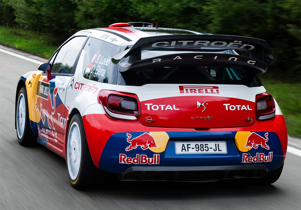 citroen ds3 wrc price