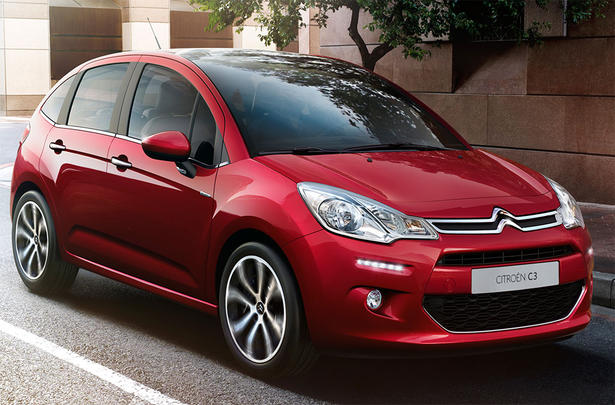 2014 citroen c3 facelift. Black Bedroom Furniture Sets. Home Design Ideas