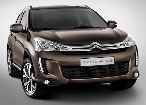citroen c4 aircross. Black Bedroom Furniture Sets. Home Design Ideas