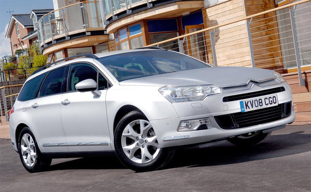 citroen c5 tourer in uk. Black Bedroom Furniture Sets. Home Design Ideas