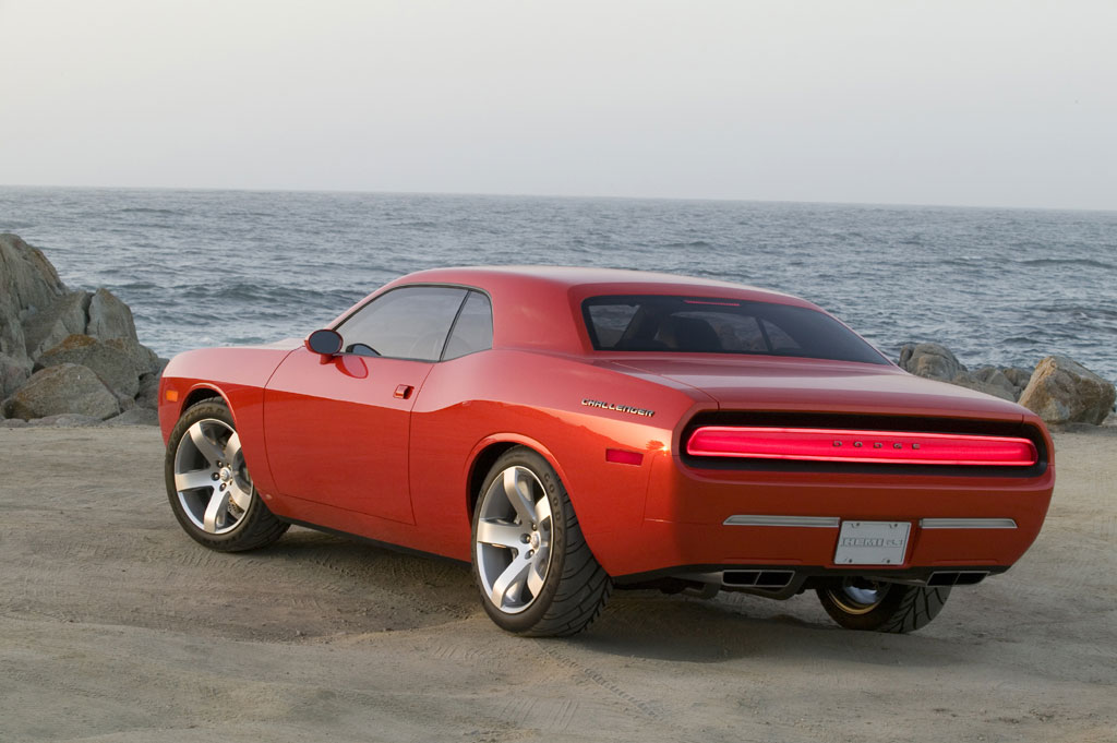 2008 dodge challenger photo 5 1854. Cars Review. Best American Auto & Cars Review