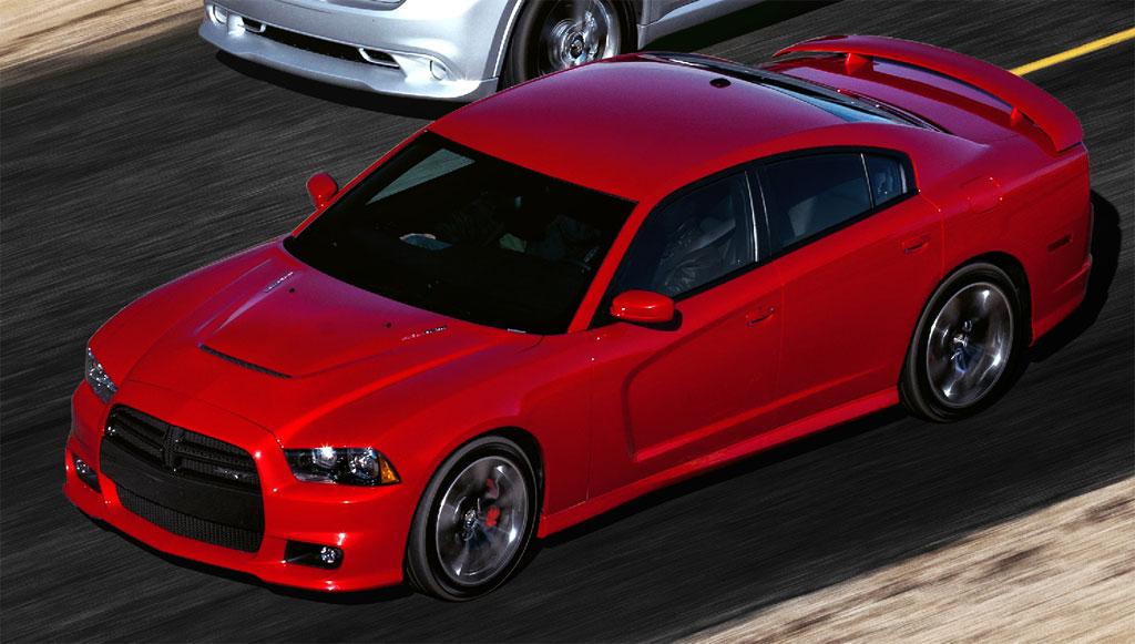 2012 Dodge Charger Srt8 Photo 4 10518
