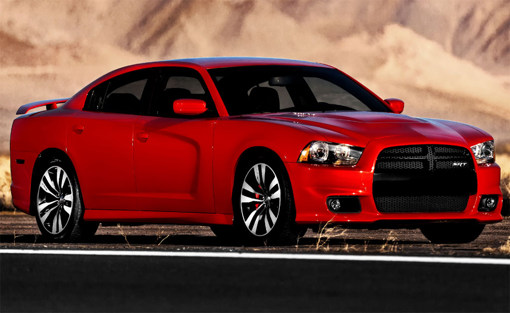 2012 Dodge Charger Srt8 Photo 6 10518