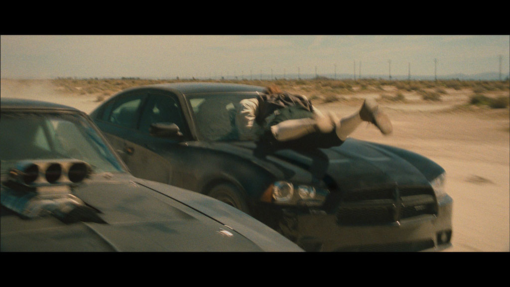 Dodge Charger Fast Five Commercial Photo 1 10856